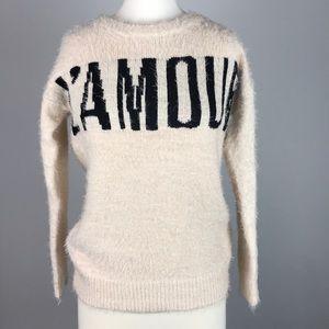 L'Amour super soft sweater